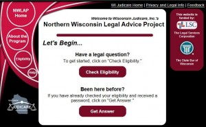 Northern Wisconsin Legal Advice Project