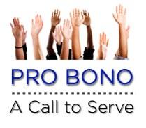 Pro bono - A call to serve
